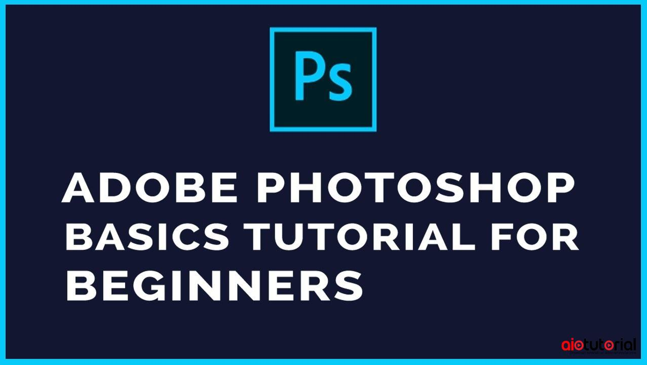 Adobe Photoshop Video Tutorial : The Basics for Beginners Free Download