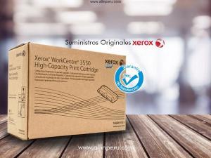 Tóner Xerox 106R01531 Negro
