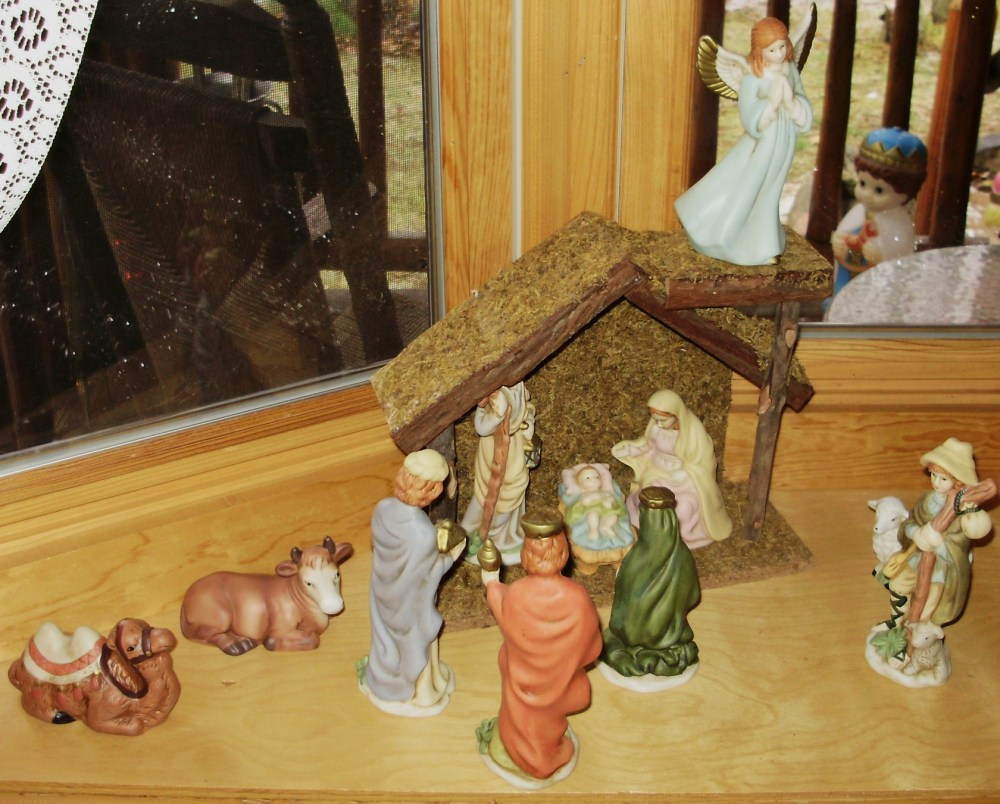 Nativity Set Collection #2 (2/5)