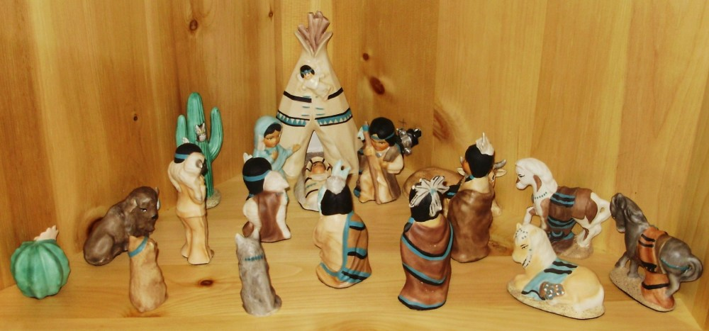 Nativity Set Collection #2 (1/5)