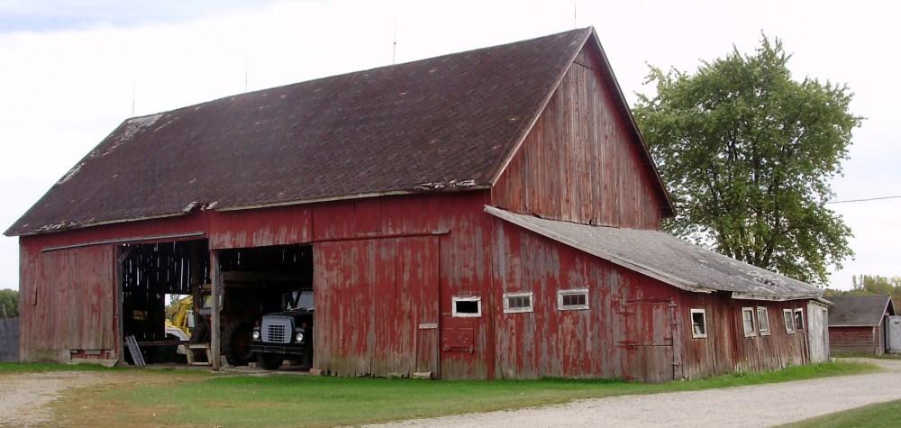 Old Barns (4/6)