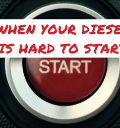 when your diesel is hard to start [ 1859 x 1355 Pixel ]
