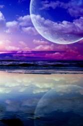 iphone beach fantasy science wallpapers hd fiction fond decran cool scifi beaches ecran plage planets gratuit du