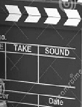 film clapboard image