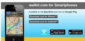 walkit app image