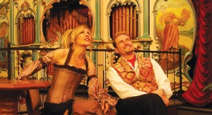 Sean-Paul and Juliane re-create golden age of magic.