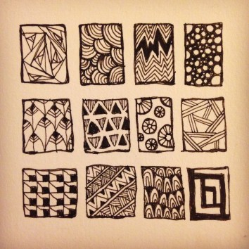 Zentangle Illustration