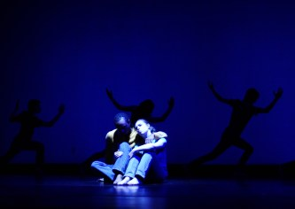 Afters (2011) Choreographed by Mary-Jean Cowell Photo credit: David Marchant