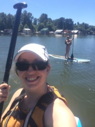 Stand up Paddleboarding (Portland, OR)