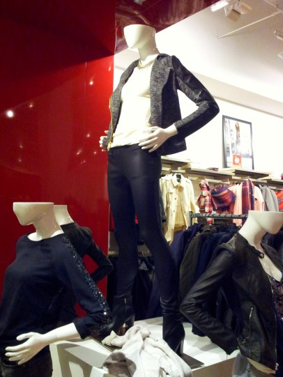 Leggings w/ shirt and jacket
