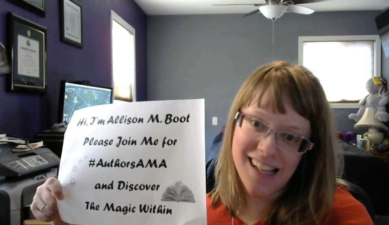 Ask Me Anything forum on The Magic Within