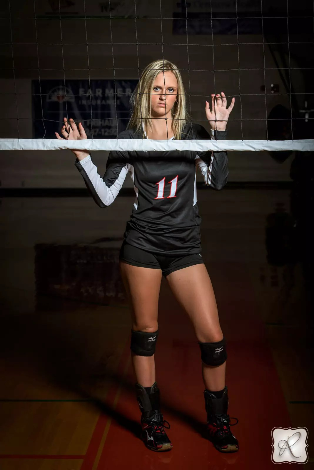 Brianna Browns Durango High School Volleyball Portraits