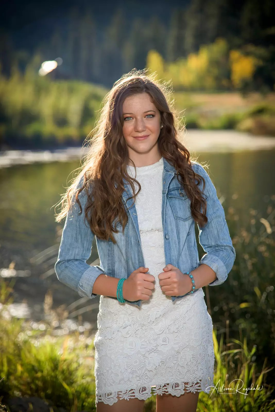 Emma Kiers Senior Portraits in Durango Colorado