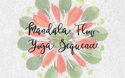 Mandala Flow Yoga Sequence