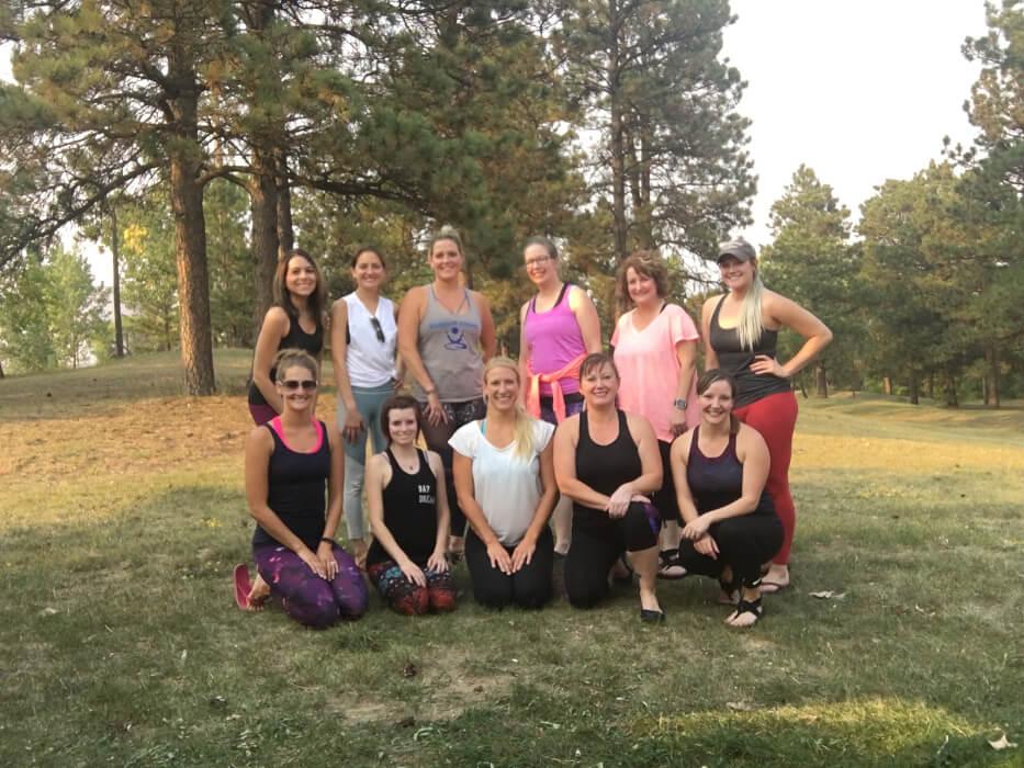 Dickinson ND Yoga Teacher Training Allison Rissel