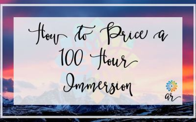 Price Your 100 hour Yoga Immersion