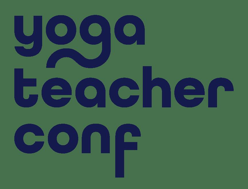 Yoga Teacher Conf Logo Gold