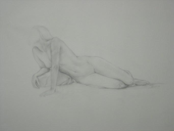 Reclining Nude 1