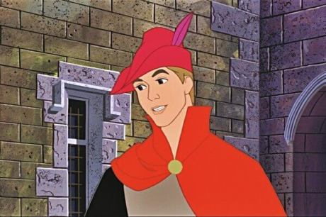 This image has an empty alt attribute; its file name is prince-philip-in-sleeping-beauty.jpg