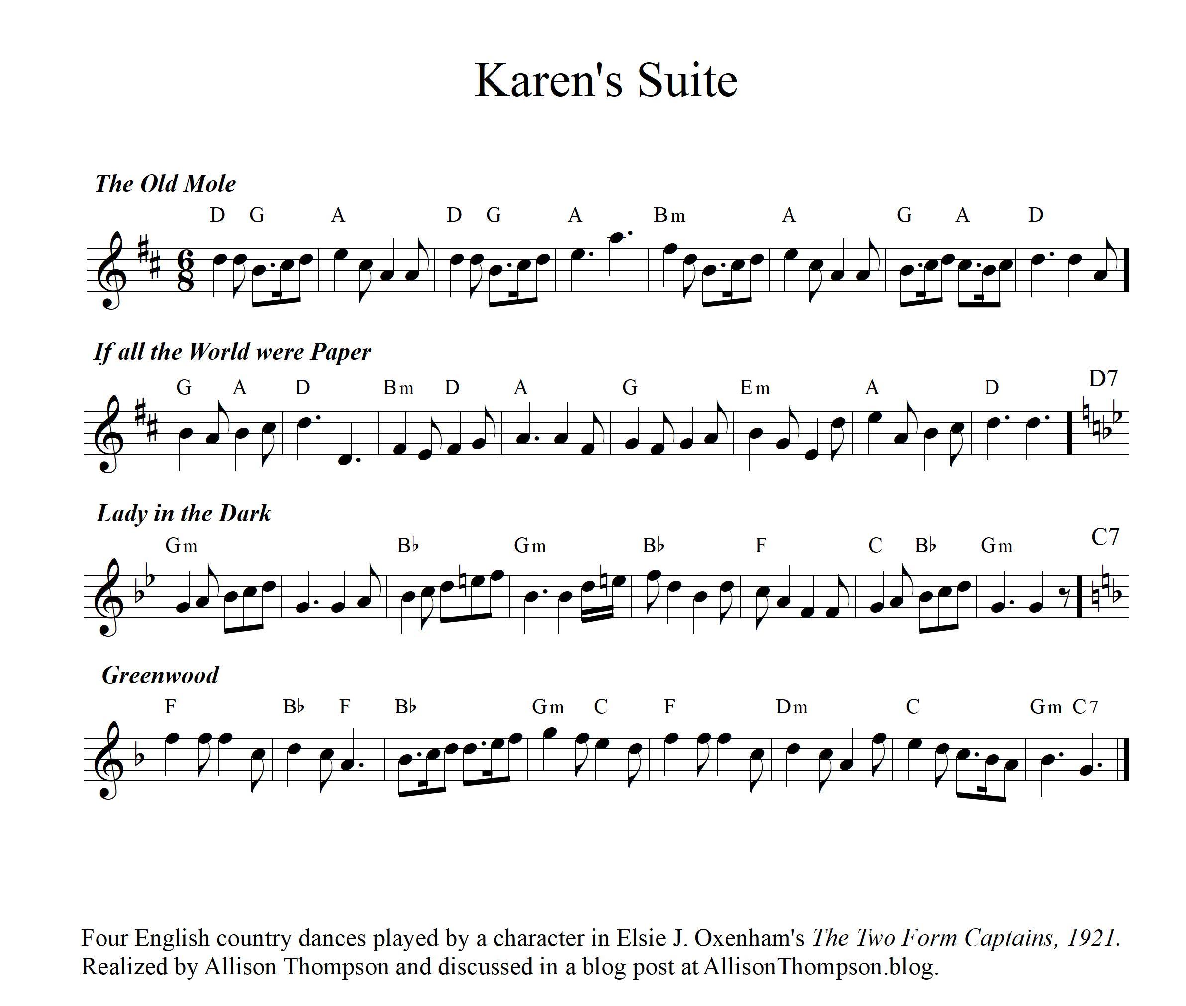 Karen's Suite
