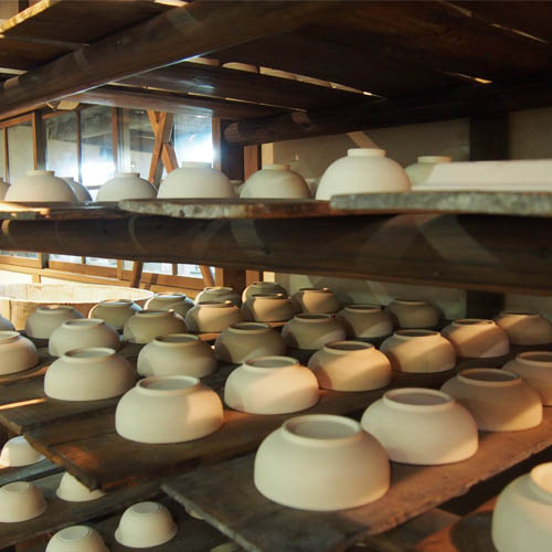japanese pottery towns famous