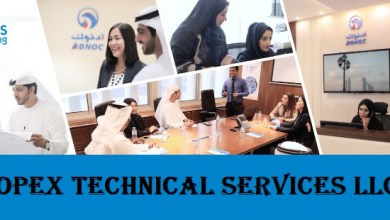 Photo of Attractive job Opportunity From OPEX TECHNICAL SERVICES LLC, UAE