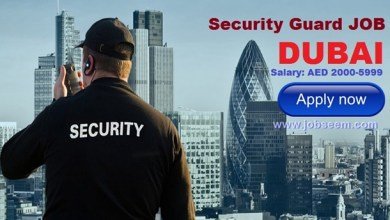 Photo of 200 Candidates Required for security guards job in UAE