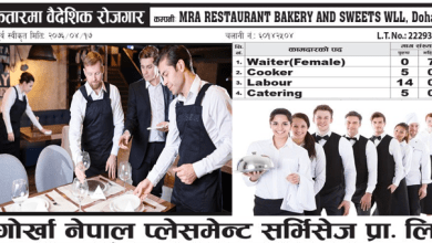 Photo of Job Opportunity from QATAR To Work In Restaurant