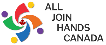 All Join Hands Logo Header