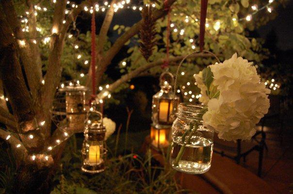 Hydrangeas in mason jar  All Kinds of Goodies