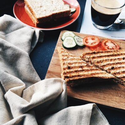 Club Sandwich/veggie Club Sandwich Recipe