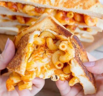 Pasta Sandwich Recipes at Home