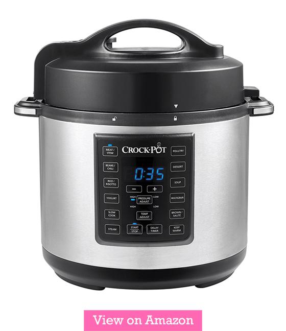Crock-Pot Programmable Slow Cooker