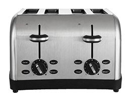 Oster 4 Slice Toaster TSSTTRWF4S-SHP