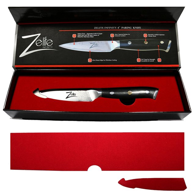 best paring knife zelite infinity box
