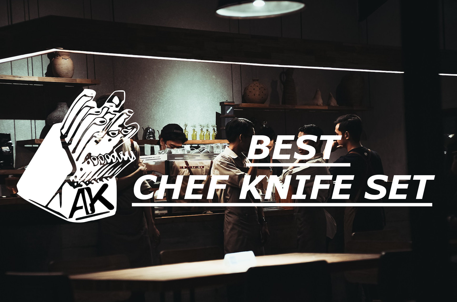 Best Chef Knife Set For Professional Chefs or Home Cooks - All Knives
