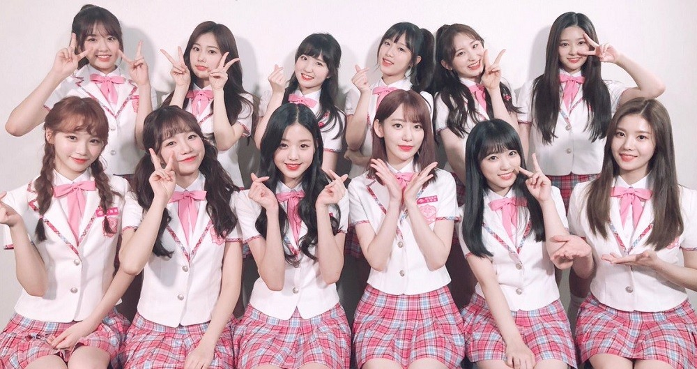 Iz*one Greet Fans For The First Time On 'v Live