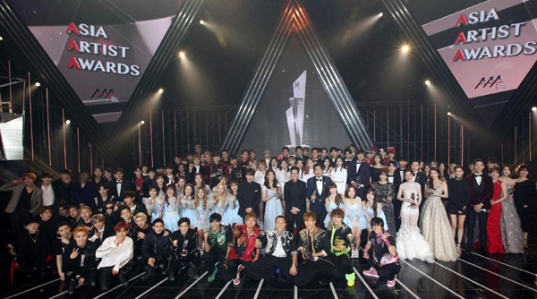 Lineup Participated In Asia Artist Awards 2019 Allkpopdrama
