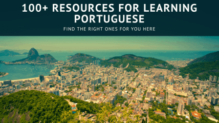 Resources to learn Portuguese