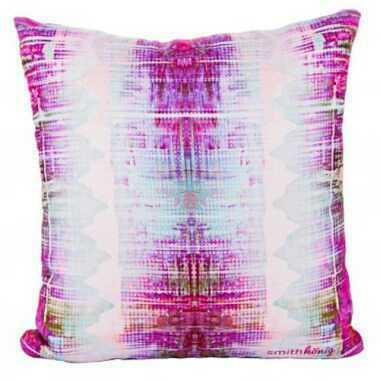 Smithhonig Patterned Pillow