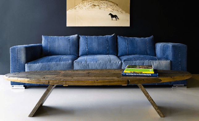 Use Denim in Your Décor