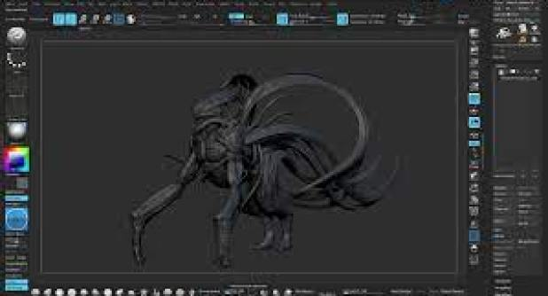 Pixologic ZBrush 2018 for Mac Free Download