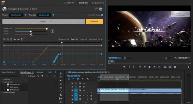 Filmstro Pro for Mac Free Download