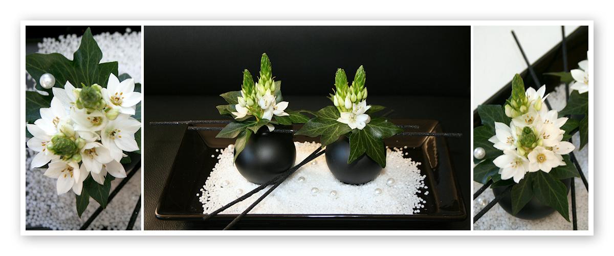 Kerst en bloemstukken  All made by