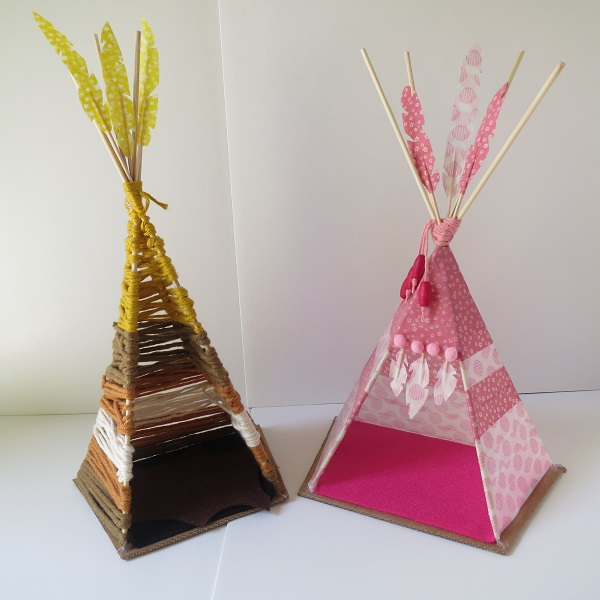 15B.DIY INDIAN SpiRIT LE TIPI