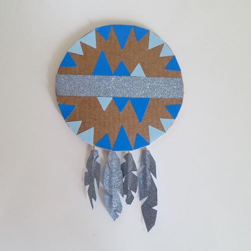 9.Indian Spirit, le tambourin