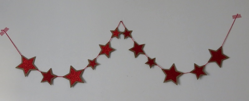 19.les guirlandes de Noël