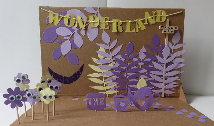 9B. Welcome to my Wonderland