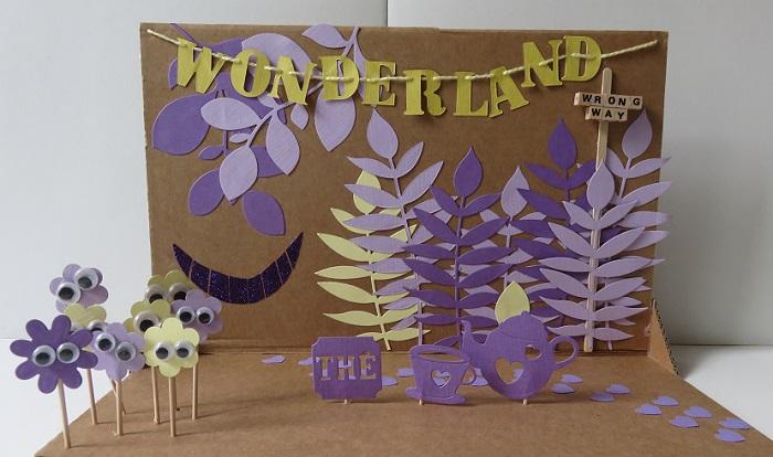 9B. Welcome to my Wonderland
