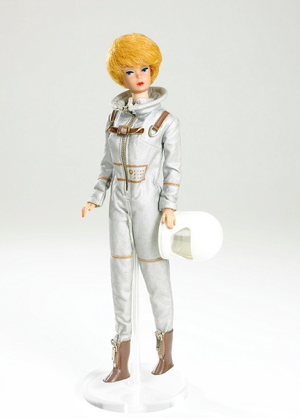5.barbie 1965 Astronaut